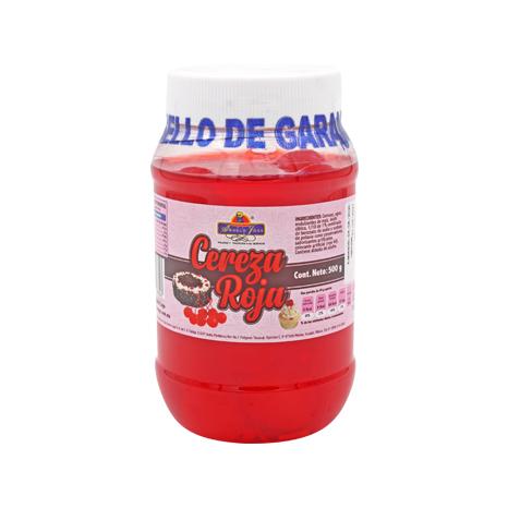 CEREZA ROJA EL ABUELO JOSE FRASCO DE 500 G