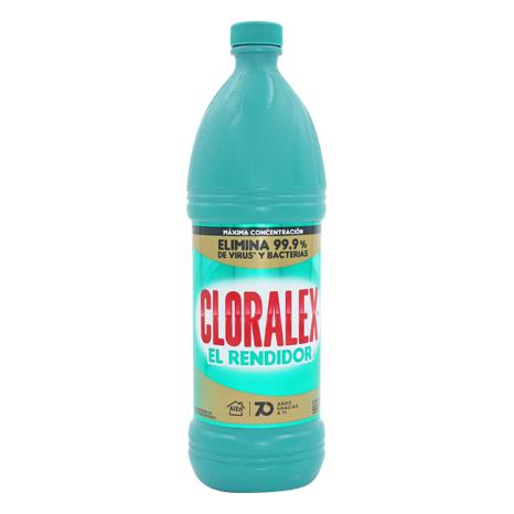BLANQUEADOR CLORALEX 950 ML PIEZA