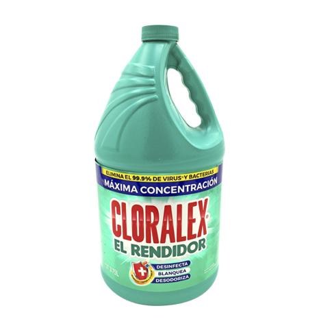 BLANQUEADOR CLORALEX 3.75 LT PIEZA