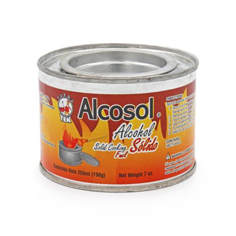 ALCOHOL SOLIDO ALCOSOL 250 ML PIEZA